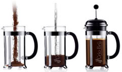 The drink of the gods, now in your coffeemaker.