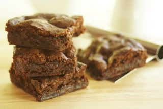 Forget Sugarplums; I'm dreaming of Kitchen Witch Brownies