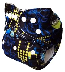 Cute cloth diapers for under $10. No, really.