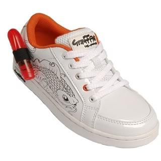 Get your kicks, Graffeeti-style