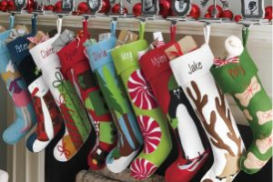 Web coolness – affordable Christmas stockings, holiday photo ideas, and ornaments for charity