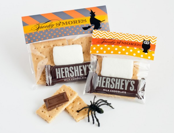 3 cool Halloween treat ideas for classrooms or Halloween parties.