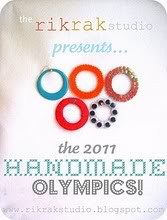 Enter the 2011 Handmade Olympics. We give it a 10!