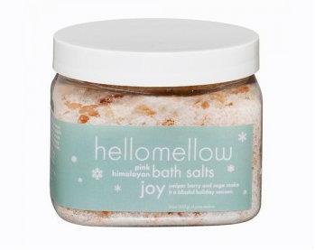 O, joy! The sweetest aromatherapy of the season