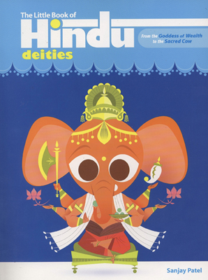 The Little Book of Hindu Deities: a beautifully illustrated guide
