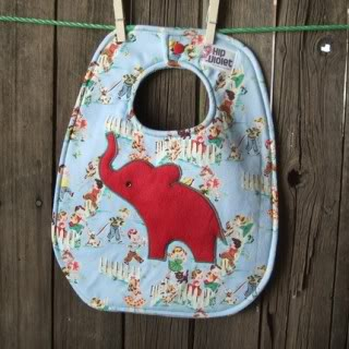 Hip bibs – Yes, you read that correctly