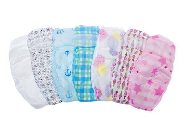 New moms rejoice! You can now dabble in diapers.