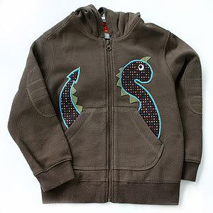 The Loch Ness Hoodie