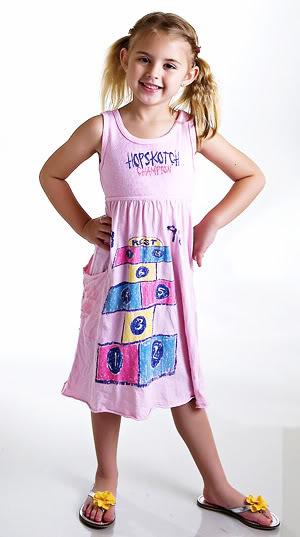 The Lazy Hazy Dress of Summer