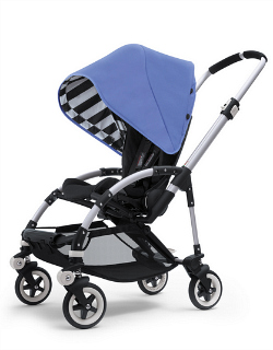 Bring on spring with these cool new stroller shades from Bugaboo