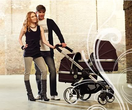 The iCandy stroller – A new luxury stroller for growing families, if not shrinking budgets