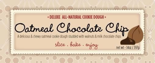 Ready-to-bake cookies that taste like cookies, not chemicals