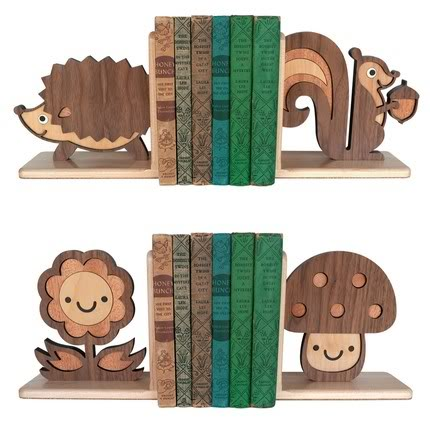 The ultimate cute bookends