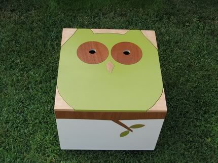 Whooooo makes the coolest toy boxes?