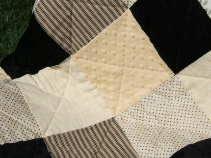 Baby quilts approved by those of us who know baby quilts