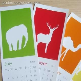 3 kids calendars that start the year off a little wild