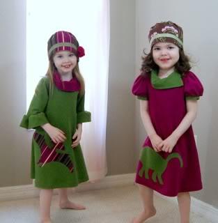 Dinosaur dresses for girls? Reader Q+A