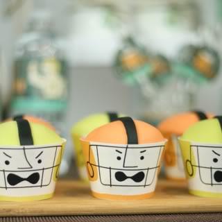 A Super Bowl requires super cupcakes