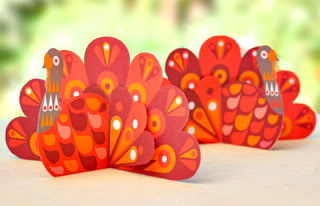 Thanksgiving printables and craft ideas that are a lot easier than cooking a turkey
