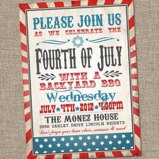 Fourth of July party printables and decor to make your cookout a standout