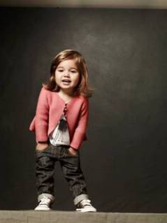 Pearls & Popcorn – Parisian kiddie style now available stateside