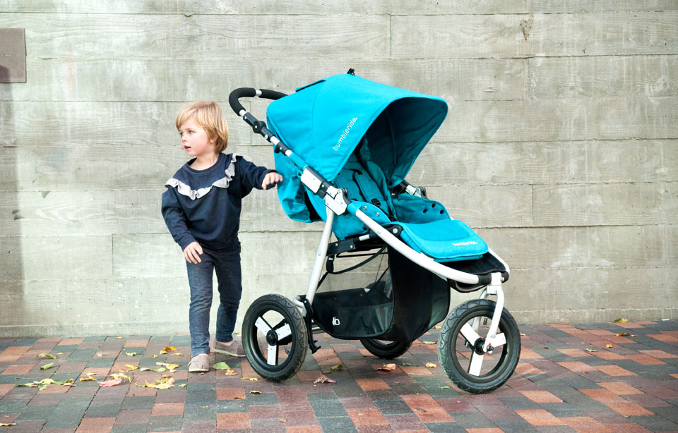 Eco-friendly strollers (and accessories!) that don't skimp on style