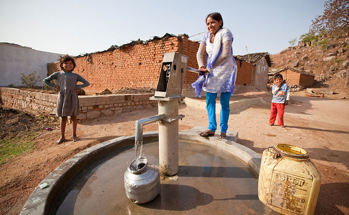 One of the most important presents you could ever give: clean water