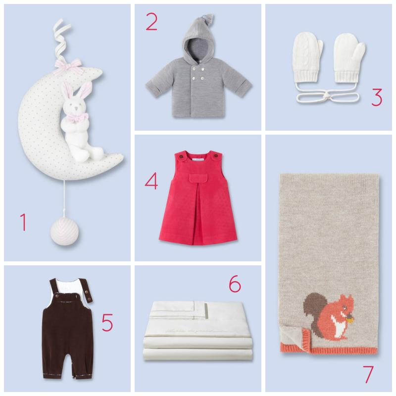 15 beautiful baby gift ideas from Jacadi for fall and winter babies