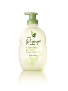Johnson's Natural means more naturals for all.