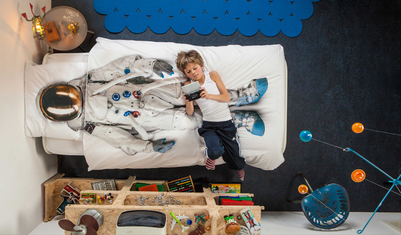 The coolest kids' bedding: guaranteed to get them into bed the first time you ask