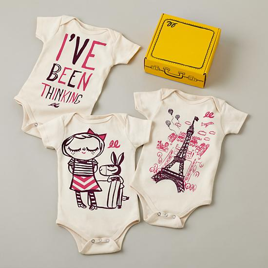 A new baby gift set that gets around