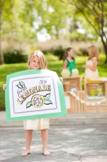 Web coolness – lemonade stands, fun birthday plans and fulfilling Harry Potter demands