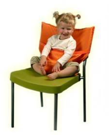 Reinventing the Highchair