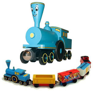 The Little Engine That Refused to Contain Lead Paint