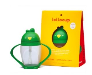 Building a better sippy cup