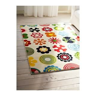 The Perfect Rug For The Playroom, At A Price That Lets You Grab Some Toys