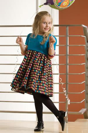 Designer dresses designed by daughters