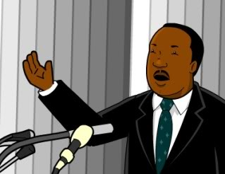 One cool way for kids to learn more about Martin Luther King's Dream today