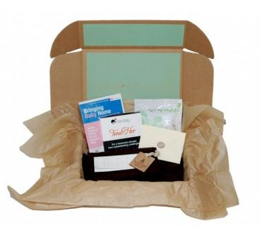 A pregnancy care package subscription to make those 9 months a little easier to take? Yes, please