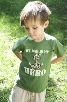 The best Father's Day tees for kids. You know, the kind he'd want to see any day