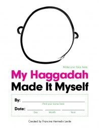 The single coolest Haggadah for kids, ever