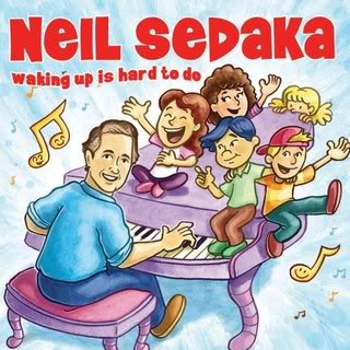 Here's a review about a Neil Sedaka album. Uh huh. That's right.
