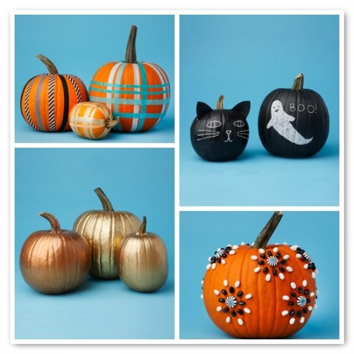 Web coolness – Pumpkin decorating, mobile making, Barbie zombifying
