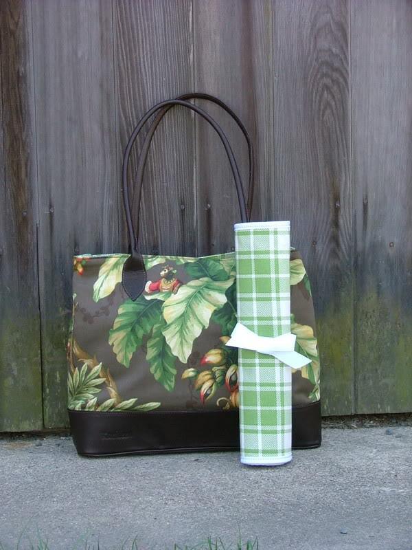 Diaper Bag Incognito