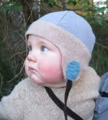 Overlap baby hats: The bomb