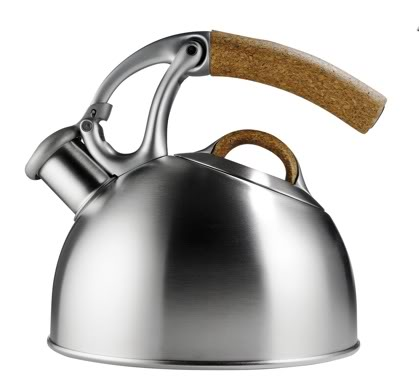 Put a cork in it: The cool OXO Uplift Tea Kettle