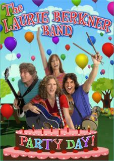 Party with Laurie Berkner