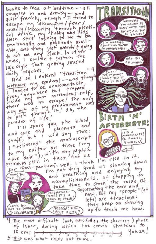 Cartoons for the thinking mama