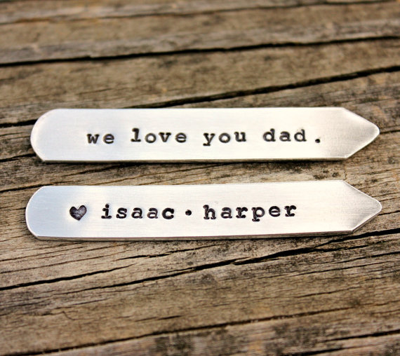 A personalized Father's Day gift that's equally sentimental and swanky.