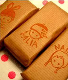 Stamping out lousy gifts